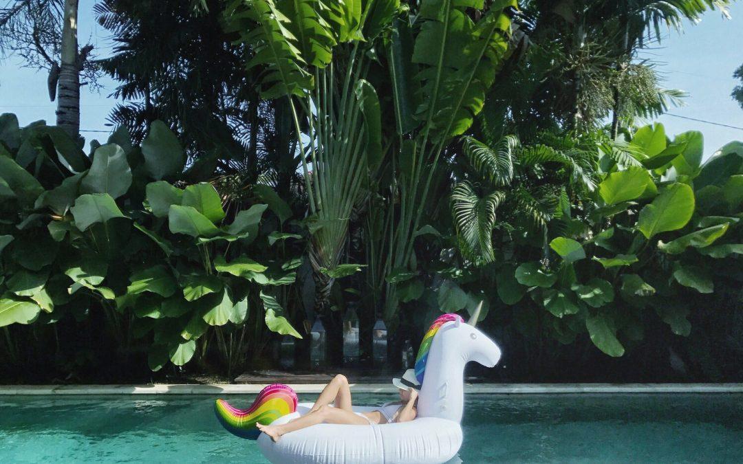 La bouée licorne pour cet été : une bonne ou une mauvaise idée ?