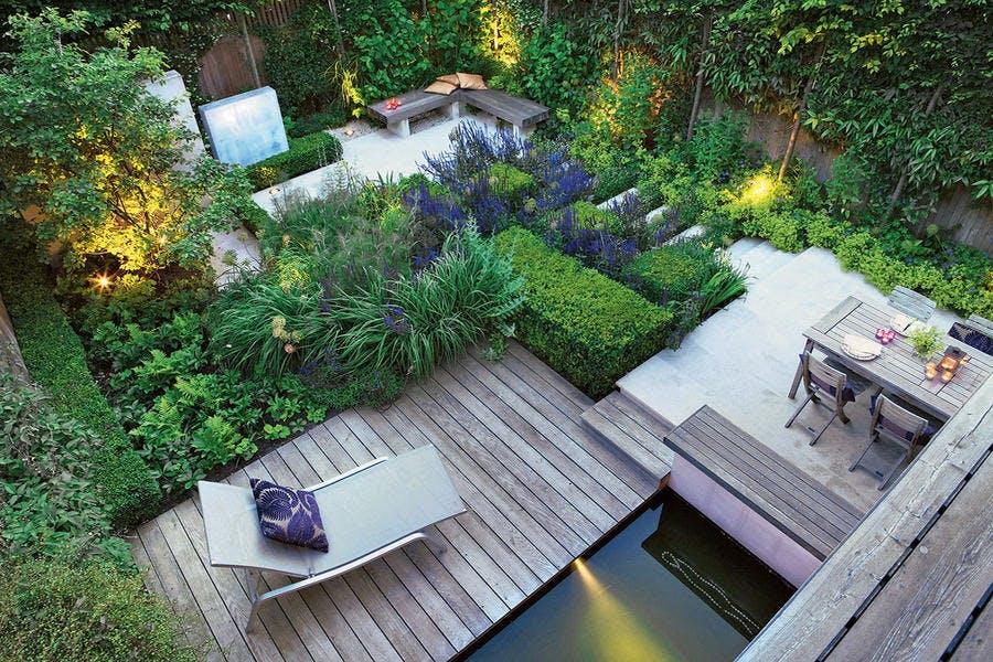 Quels sont les éléments indispensables à mettre dans un jardin pour s'y sentir bien ?